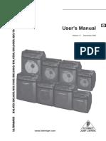 BXL3000 Manual