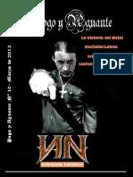 Pogo y Aguante 10 (English Version)