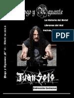 Pogo y Aguante 11 (English Version)