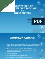 India Metals.ppt