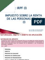 Tema 2 El Irpf i. 2014