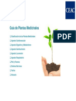 Guía de Plantas Medicinales (Web CEAC)