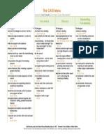 cafe menu 2nd grade pdf