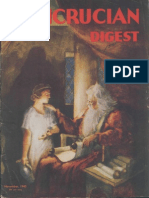 Rosicrucian Digest, November 1943