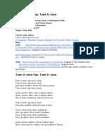 Tumi Je Amar Ogo Tumi_Bangla Lyrics