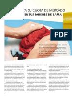 September_2010_liby Aumenta Su Cuota de Mercado Con Enzimas en Sus Jabones de Barra