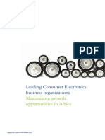 Leading Consumer Electronics Business Organizations