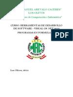 EJERCICIO FORMULARIO