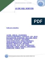 Dicas de Consultas SQL Server