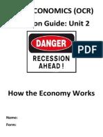 Gcse Economics Revision Unit 2