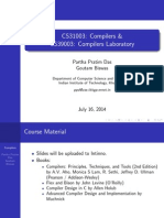 Compilers Course Information-2