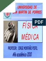 FISICA+MEDICA-LABORATORIO-SEMANA-01-2010