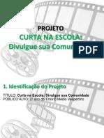 Projeto PO e Segundo Professor