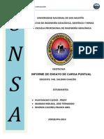 Informe Geotecnia Carga Puntual