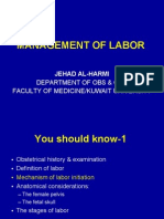 9-Management of Normal and Abnormal Labor