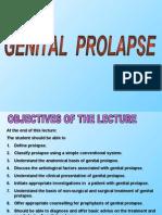 16-Genital Prolapse