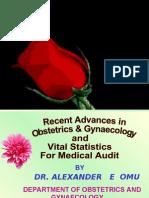 20-Recent adv Vital statistics..