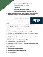 RecommendatioRecommendations-of-Deloitteens of Deloittee