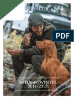 Beretta Catalogue AUTUMN/WINTER 2014/2015 Collection