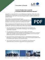 Die Anforderungen Unserer Kunden_01