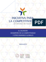 Competitividad Global 2014