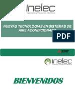 Nuevas Tecnologias en Sistemas Hvac Inelec