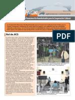 JICS Estudios de Grabcion, Cultura, Deporte