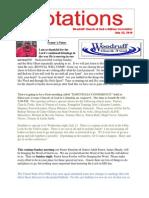 Newsletter 7.22.14