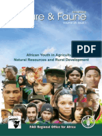 African Youth in Agriculture - FAO
