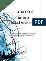 Protocolos de Red Inalambricas