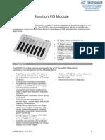 Exor PLIO03 OI Module Specsheet