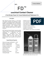 Contact Cleaner FD