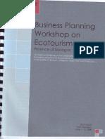 Business Planning Workshop 2008