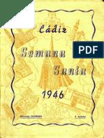 Cádiz - Semana Santa 1946