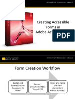 Accessible Forms