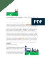 Iniciando No Marketing de Rede - III