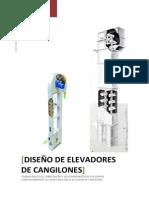 Diseño de Elevador de Cangilones Final