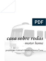 Projeto de Motorhome - Interior - Briefing e Conceito