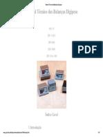Manual Técnico Das Balanças Digipeso