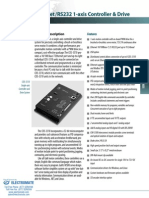 Galil Cds3310 Catalog