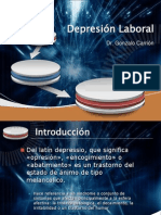 Depresión Laboral