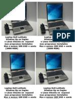 Dell latitude  fotos