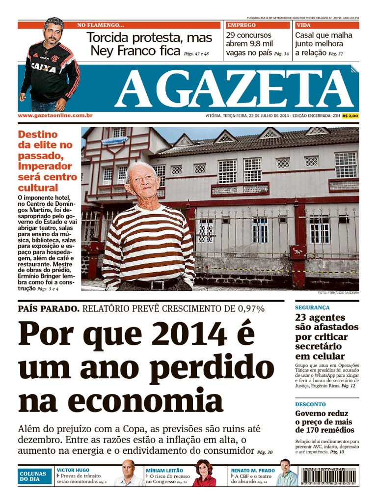 e326c53b0 Gazeta - 22-07-2014