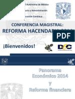 Reforma Hacendaria 2014 Presentacion Final 26 y 27
