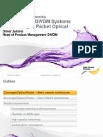 NSN High Capacity DWDM