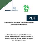 energy survey 2nd version