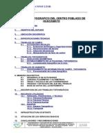 01. Informe Topografico Huacamayo