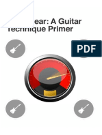 Sixth Gear - A Guitar Technique Primer - Book Sample