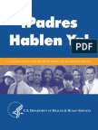 Padres Hablen Ya Us Dep Health2007