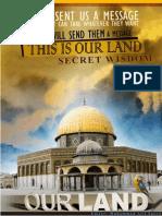 Secret Wisdom -  IQBAL AND JINNAH ON PALESTINE